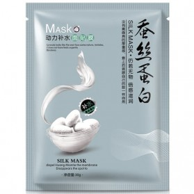 Masker Wajah Hydrodynamic Moisturizing Silk Mask - Hydrating
