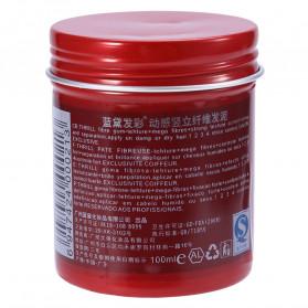 BEST+ Pomade Rambut Hair Wax Long Lasting Fluffy 100ml - 2