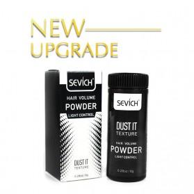 Sevich Hair Powder Dust It Hairstyling Texture Mattifying Fluff Powder 8g - Black - 4