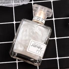 SLYCOCO Parfum Wanita Explosions Gold Sand Perfume Aroma Susu 50ml - White