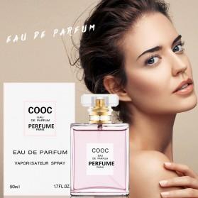 COOC Eau De Parfume Wanita Fresh Fragrant 50ml - Pink