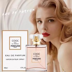 COOC Eau De Parfume Wanita Fresh Fragrant 50ml - Golden