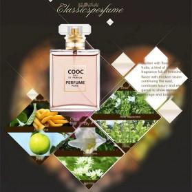 COOC Eau De Parfume Wanita Fresh Fragrant 50ml - Golden - 2