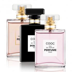 COOC Eau De Parfume Wanita Fresh Fragrant 50ml - Golden - 3