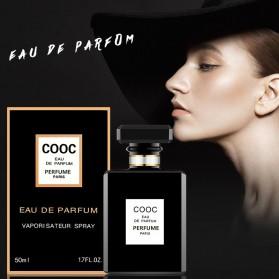 COOC Eau De Parfume Wanita Fresh Fragrant 50ml - Golden - 4