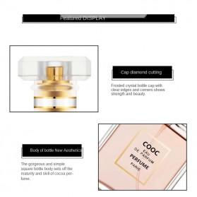 COOC Eau De Parfume Wanita Fresh Fragrant 50ml - Golden - 5
