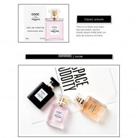 COOC Eau De Parfume Wanita Fresh Fragrant 50ml - Golden - 6
