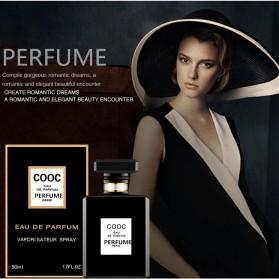 COOC Eau De Parfume Wanita Fresh Fragrant 50ml - Golden - 7