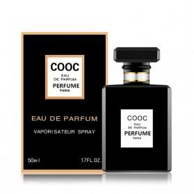 COOC Eau De Parfume Wanita Fresh Fragrant 50ml - Golden - 8