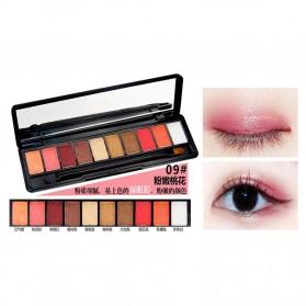 NOVO Fashion Eye Shadow Novo 10 Warna - No.9 - Multi-Color