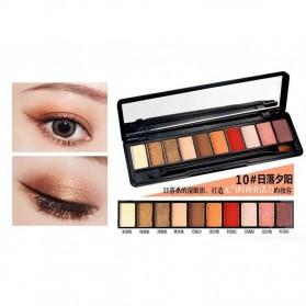 NOVO Fashion Eye Shadow Novo 10 Warna - No.10 - Multi-Color