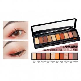 NOVO Fashion Eye Shadow Novo 10 Warna - No.12 - Multi-Color