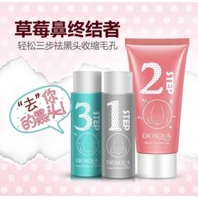Bioaqua 3 Step Acne Nose Membrane Mask - 3