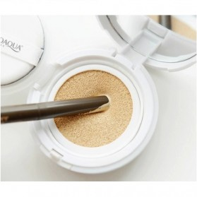 Bioaqua Brightening Liquid BB Air Cushion Makeup 15g - Natural - 7