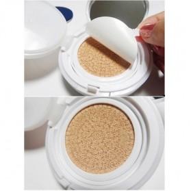 Bioaqua One Spring Brightening Liquid BB Air Cushion Makeup 15g - White - 6
