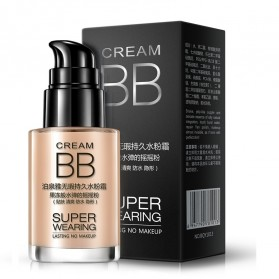 Bioaqua BB Cream Super Wearing Lasting Makeup 30ml - Natural