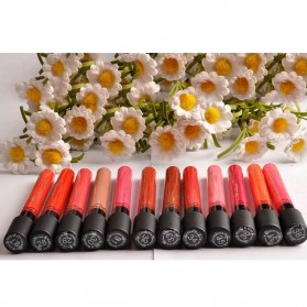 Long Lasting Matte Lip Gloss - Color No.37 - 4