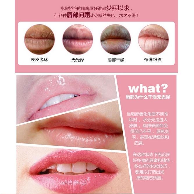 Bioaqua Masker Bibir Collagen 8g - 6 ...
