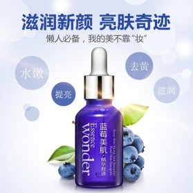 Bioaqua Blueberry Body Moisturizing Essense Oil 15ml - 3