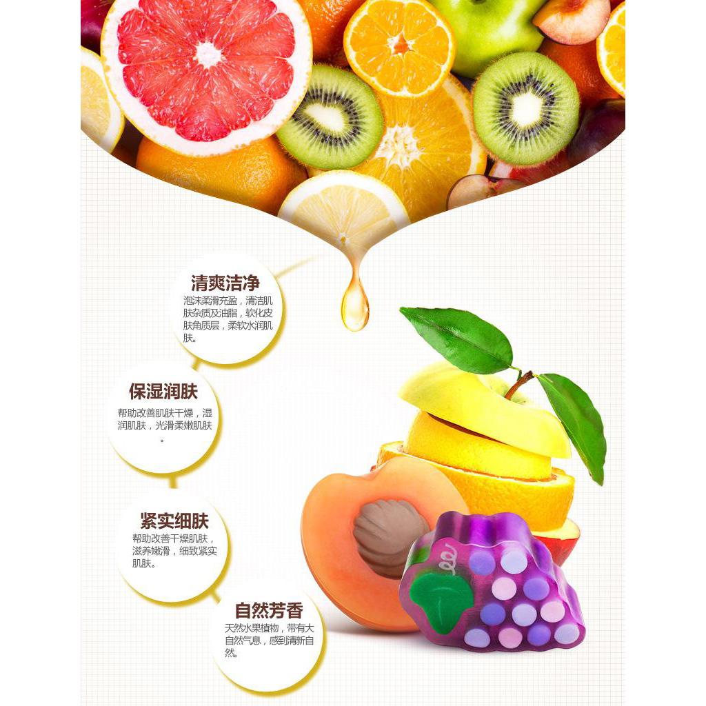 Bioaqua Apple Skin Soap