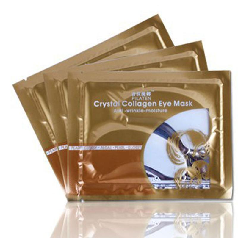 ... Pilaten Masker Mata Moisturizing Collagen Crystal Eye Mask 1 PCS - 1 ...