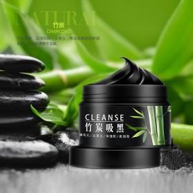 Bioaqua Masker Wajah Bamboo Charcoal 140g - Black - 5