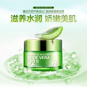 Bioaqua Serum Krim Wajah Aloe Vera Moisturizing 50g - 3