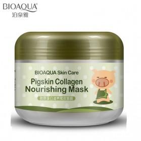 Bioaqua Masker Wajah Pigskin Collagen 100g