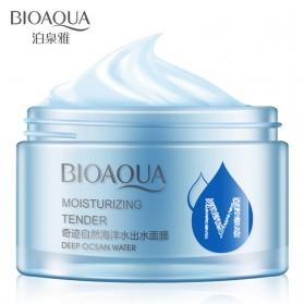 Bioaqua Masker Tidur Deep Hydrating 50g - Blue