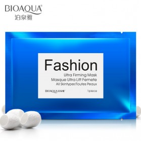 Bioaqua Masker Wajah Silk Protein 30g - Blue