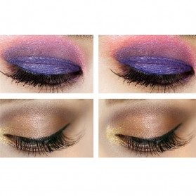BIOAQUA Eye Shadow 10 Warna - No.4 - Pink - 2