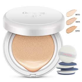 OneSpring Brightening Liquid BB Air Cushion Makeup 15g - White
