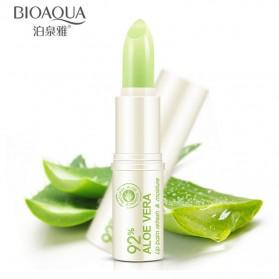 Bioaqua Natural Aloe Extract Lip Balm Pelembab Bibir 4g - BQY3864