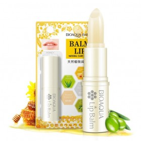Bioaqua Natural Plant Honey Extract Lip Balm Pelembab Bibir 4g - BQY4151