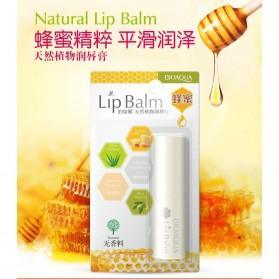 Bioaqua Natural Aloe Honey Extract Lip Balm Pelembab Bibir 4g - LG-059 - 2