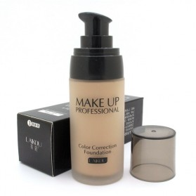 LAIKOU BB Cream Color Correction Foundation Make Up - 02 Natural White