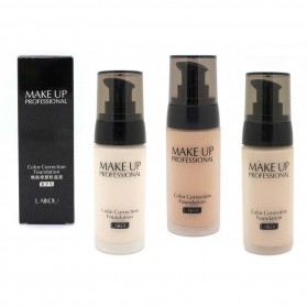 LAIKOU BB Cream Color Correction Foundation Make Up - 02 Natural White - 5