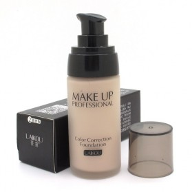 LAIKOU BB Cream Color Correction Foundation Make Up - 03 Deep Beige