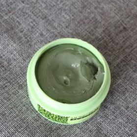 Laikou Masker Wajah Green Beans Mud Blackhead Remover 90g - Green - 4