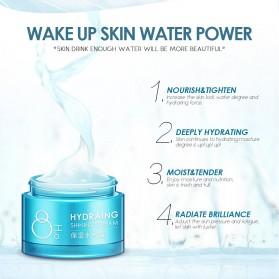 LAIKOU Krim Wajah Hydrating Hyaluronic Moisturizing Skin Care 55g - Blue - 5