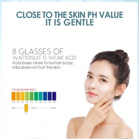 LAIKOU Krim Wajah Hydrating Hyaluronic Moisturizing Skin Care 55g - Blue - 6