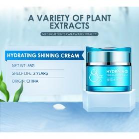 LAIKOU Krim Wajah Hydrating Hyaluronic Moisturizing Skin Care 55g - Blue - 7