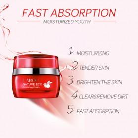 LAIKOU Krim Wajah Red Pomegranate Anti-Wrinkle Whitening Moisturizing 55g - Red - 3