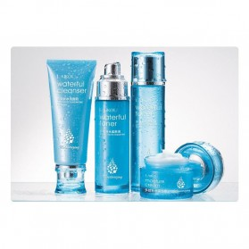 Laikou 4 in 1 Multi Effect Hydrating Set - Blue