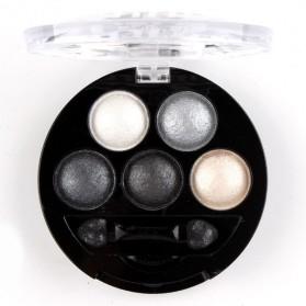 UBUB Eyeshadow 5 Warna - No.6