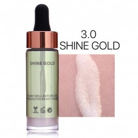 O.TWO.O Liquid Highlight Concealer Type 3.0 Shine Gold