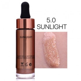 O.TWO.O Liquid Highlight Concealer Type 5.0 Sunlight