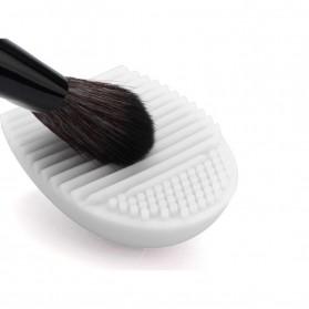 Brush Egg Pembersih Brush Makeup - Multi-Color - 6