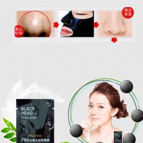 KNIYEA Masker Wajah Black Head Pore Strip Cream Acne Pulling Mask 1 Sachet - Black - 4