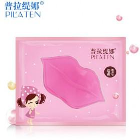 Pilaten Masker Bibir Moisturizing Collagen Lips Mask 1 PCS